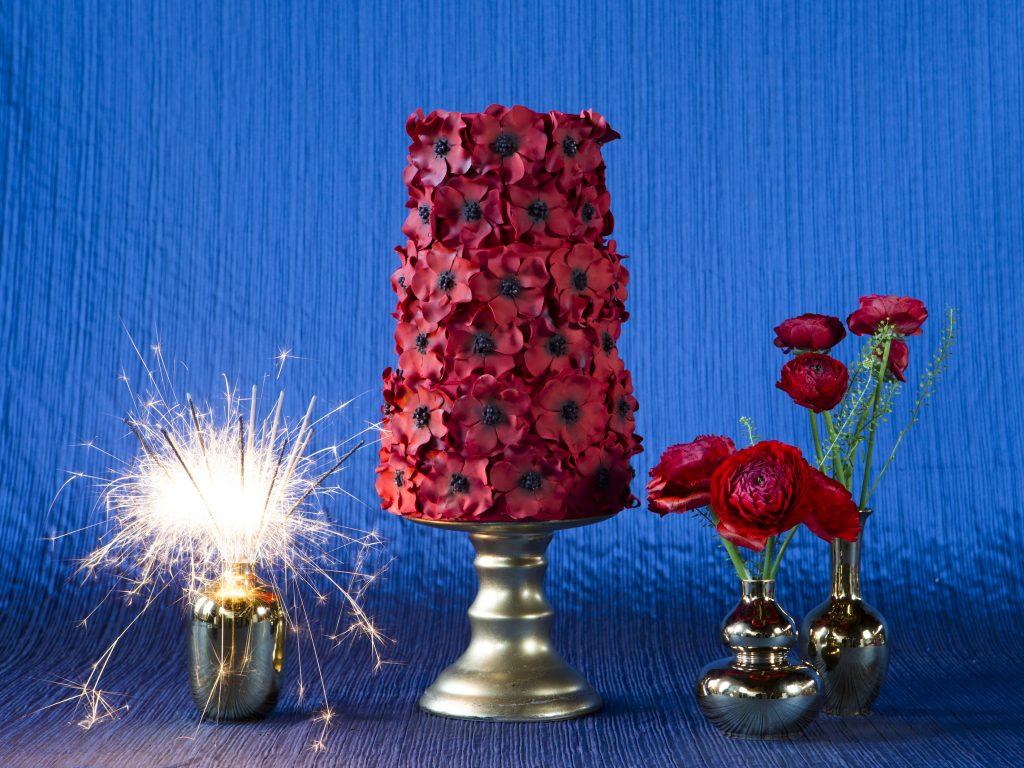Micheal Kors inspired cake