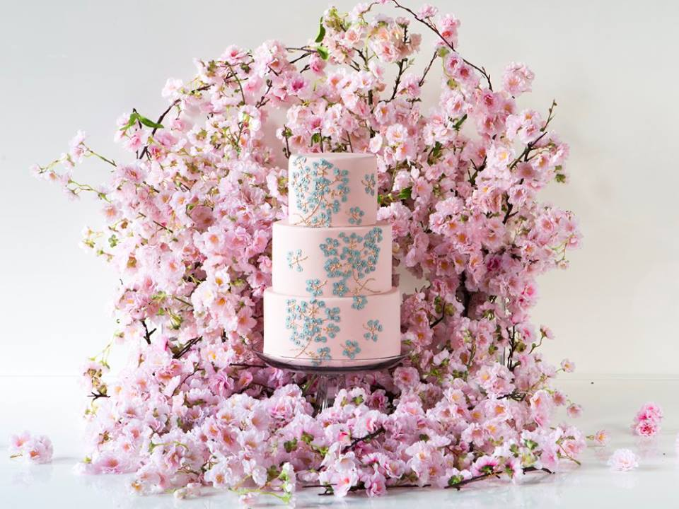 delpozo Inspired cake By The Caketress